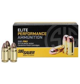 Sig Sauer Sig Sauer E357MB-50 Full Metal Jacket 357 Magnum 125 GR FMJ 50Box/20Case