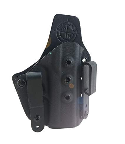 Precision Holsters, Ultra Carry - S&W (Shield) Left Hand - Black