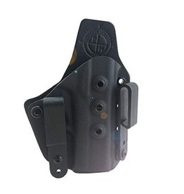 Precision Holsters, Ultra Carry - S&W (Shield) Right Hand - Black