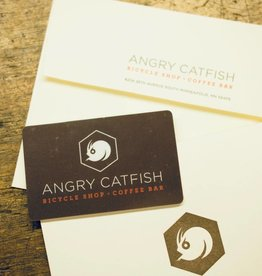 Angry Catfish Bicycle LLC Gift Card - Angry Catfish Bicycle