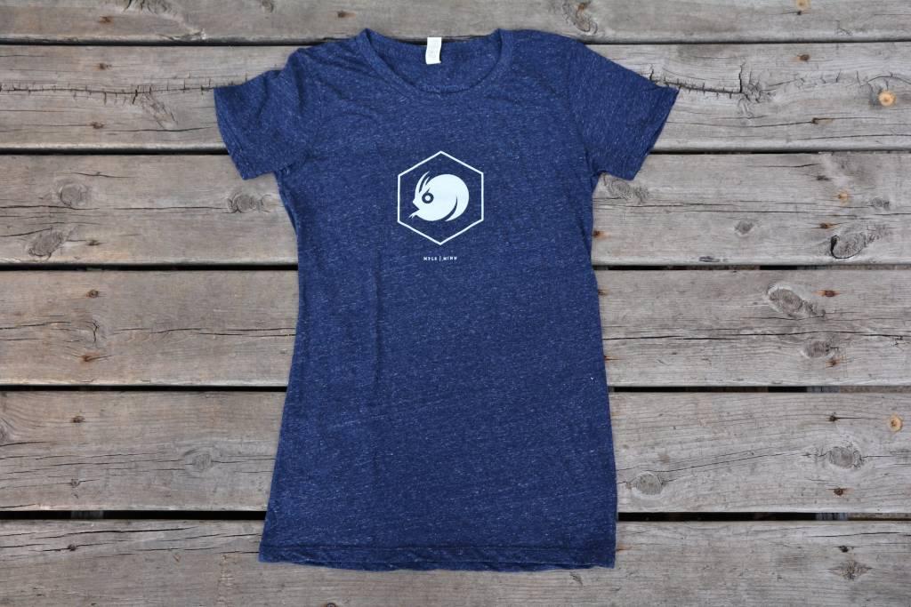 Angry Catfish T-shirt, Women's -