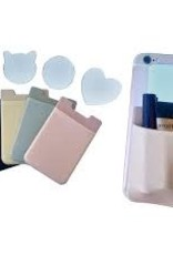 Sales Producers/Zorbitz Iphone credit card cases w/mirror