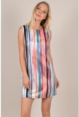 Molly Bracken Vintage Stripe Dress
