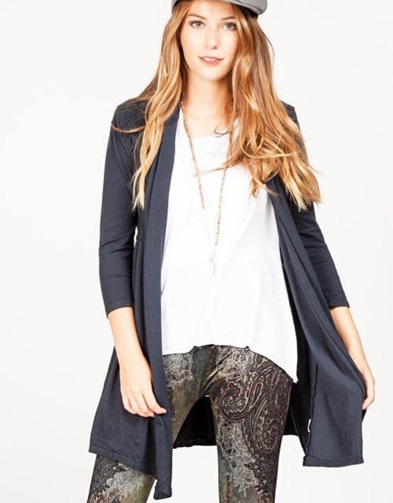 M. Rena Seamless 3/4 sleeve One Size Cardis