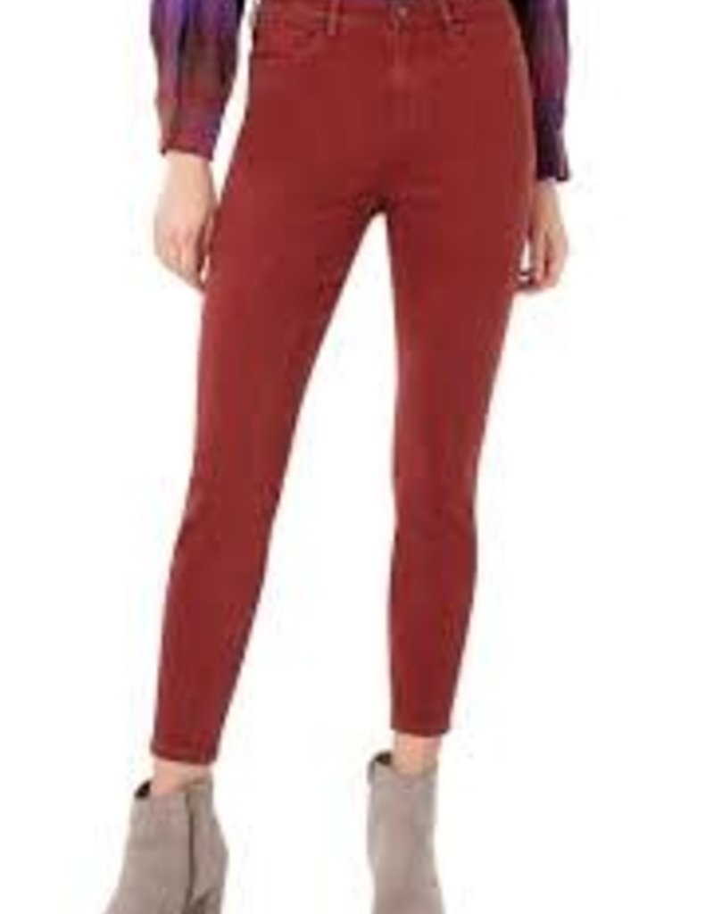 Liverpool Abby Skinny Ankle in Cherry by LP