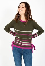 Smash Green/Pink Sweater by Smash