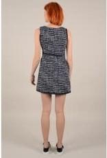 Molly Bracken Woven Dress Colbalt Blue