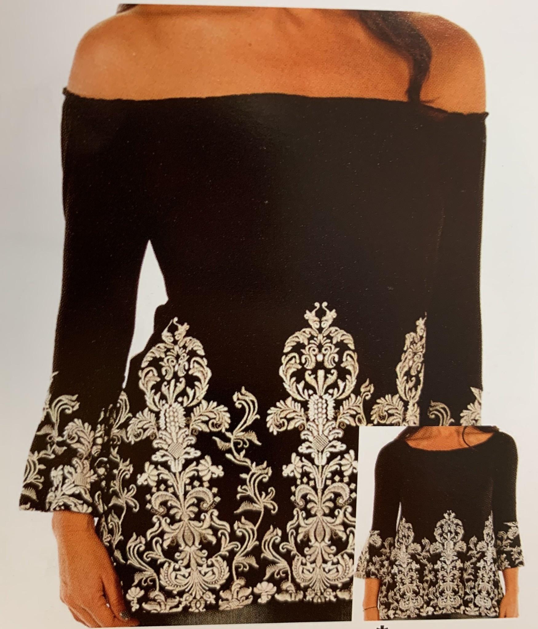Ornate Tunic