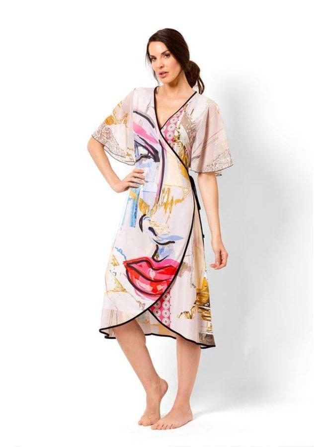 Robe portefeuille 411