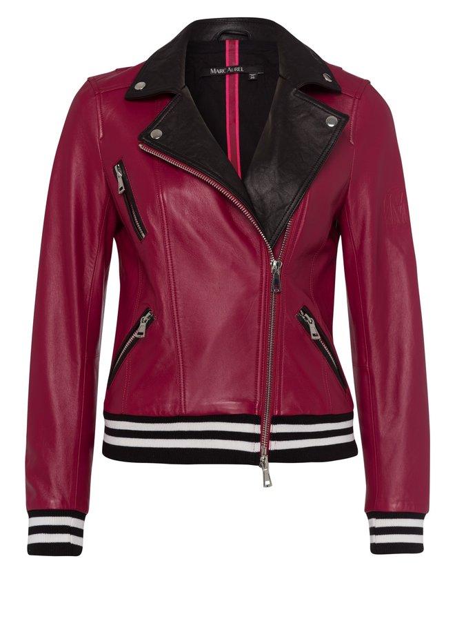 Jacket de cuir