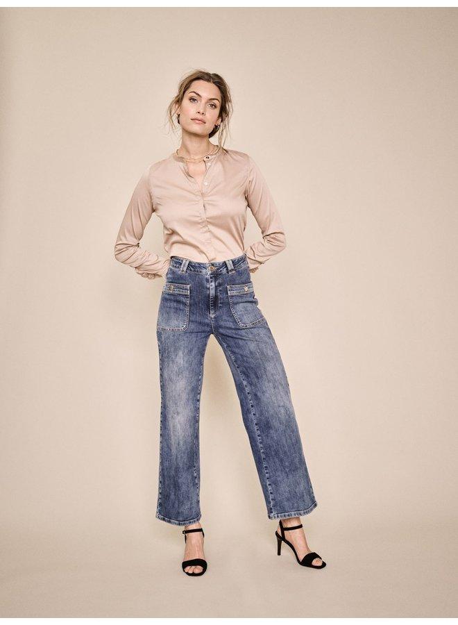 Colette free jeans - bleu
