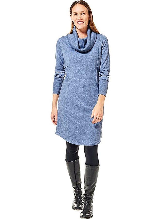 Robe Channel Island - blue indigo
