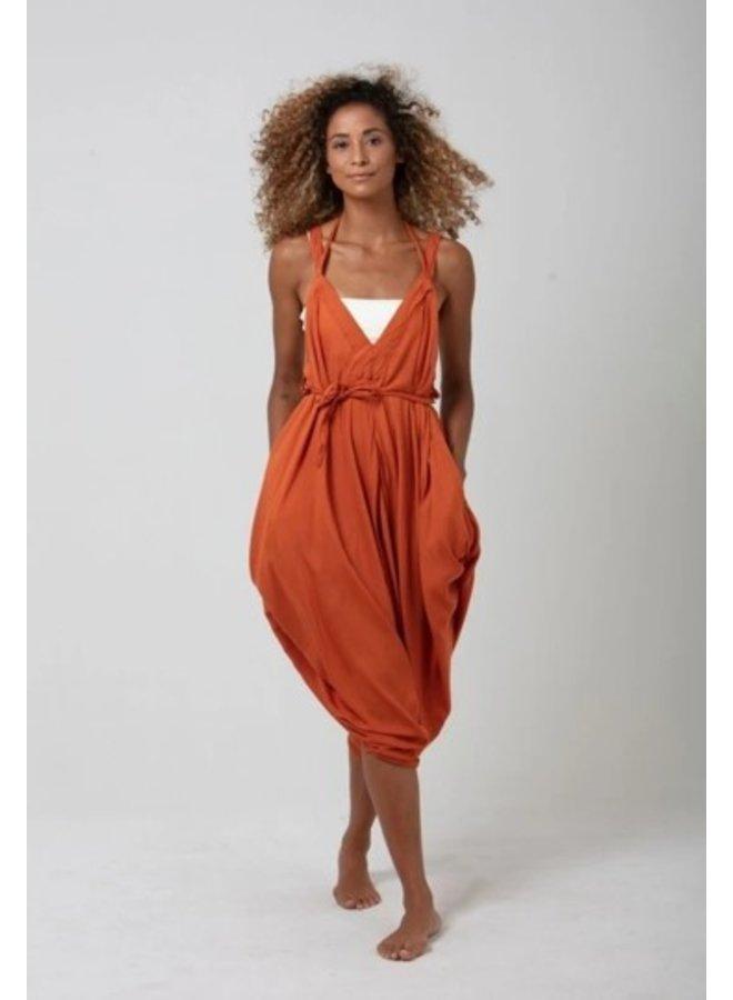 Jumpsuit Bali - orange