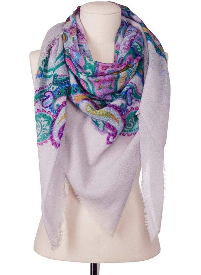 Foulard de cachemire - premium