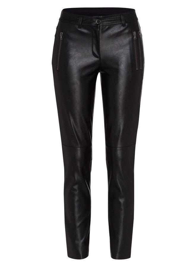 Pantalon 1435-2004 Black Salvia Hosen
