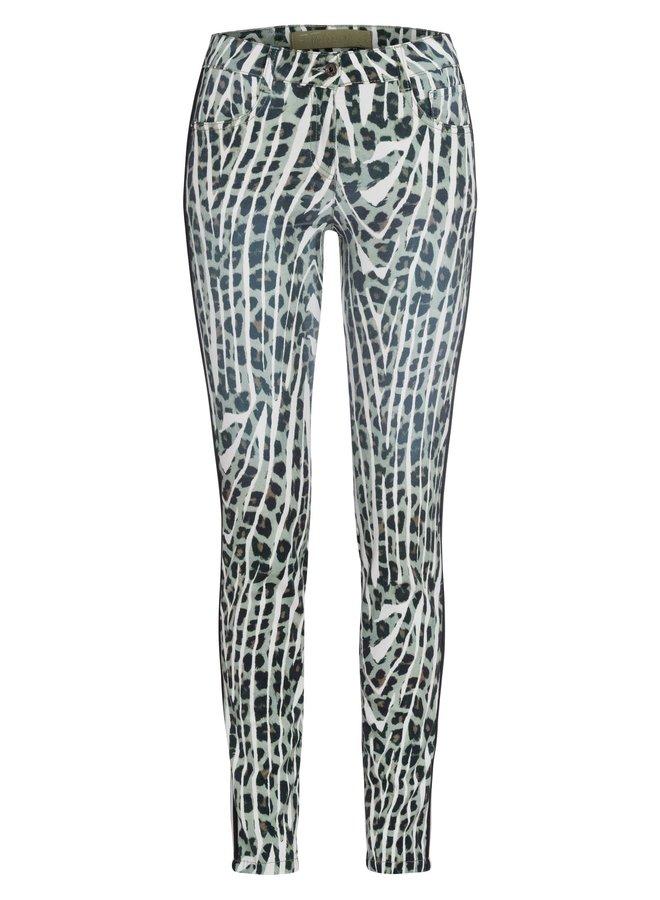 Pantalo 1982-2372  Black Salvia Hosen