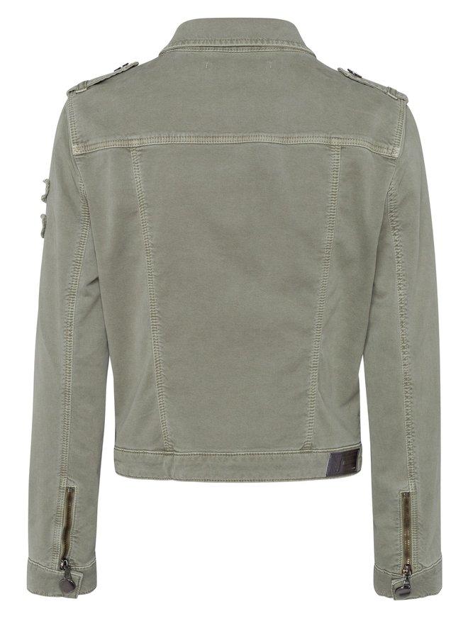 Jacket- 3708 -2300 Black Salvia