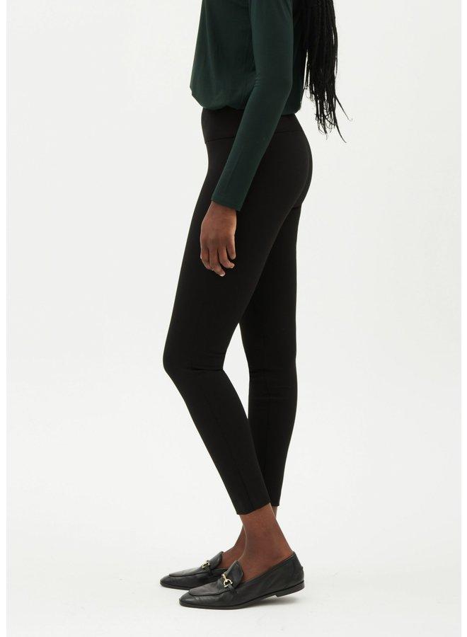 "Pantalon skinny compression 28"" - noir"