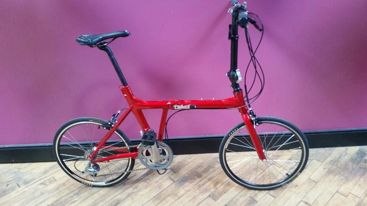 Omnipax Omnipax 18 Speed Folding bike (Display)