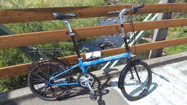 Bike Friday Bike Friday Pocket Companion 24