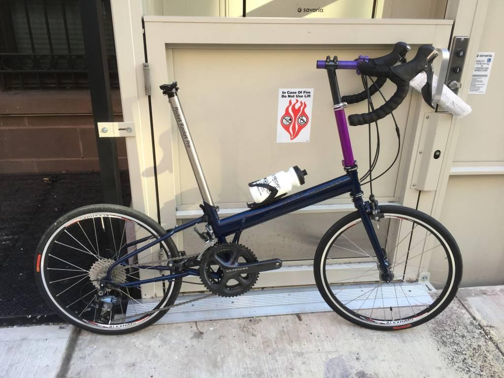 Bike Friday Bike Friday Super Pro 52cm