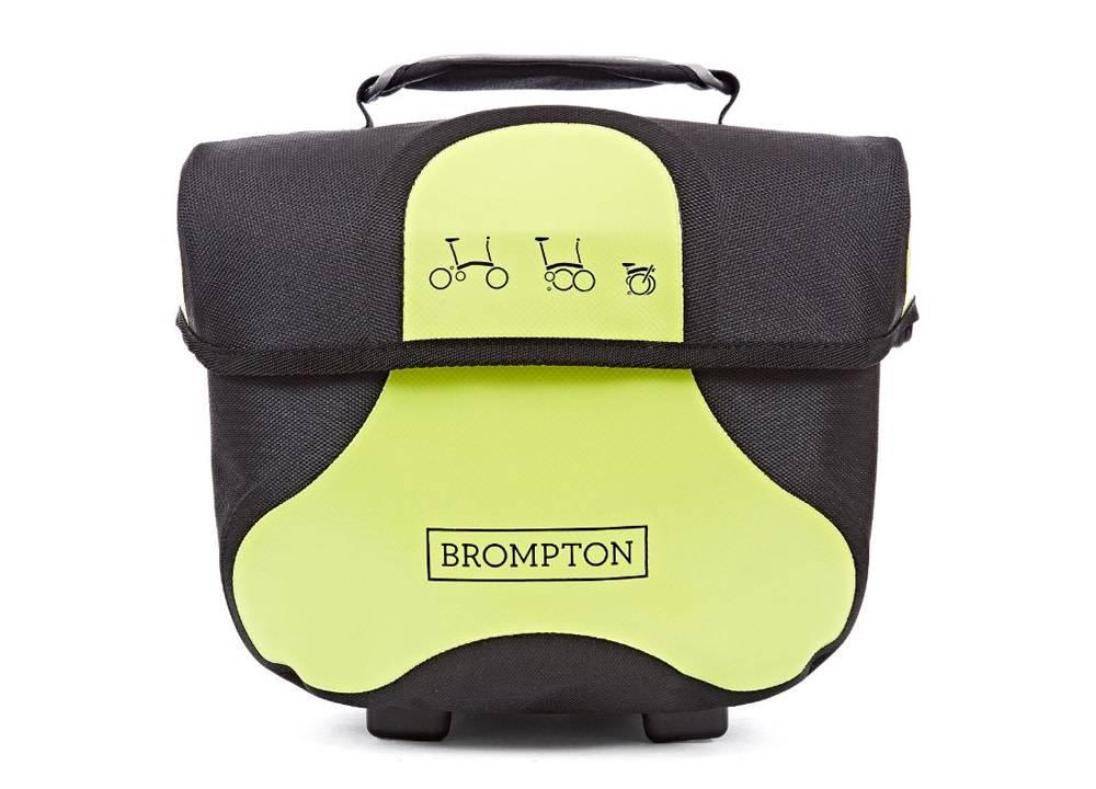 Brompton Mini O Bag (Lime Green)