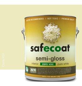 AFM Safecoat Paint SemiGloss Gallon White (Pastel Base)