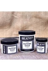 The Real Milk Paint Co Real Milk Paint Soapstone Sealer & Wood Wax
