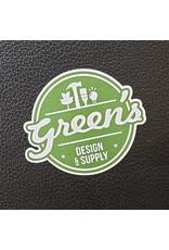 Green's Sticker