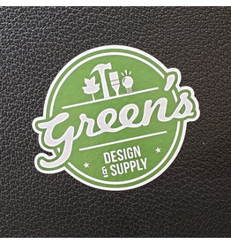 Green's Sticker