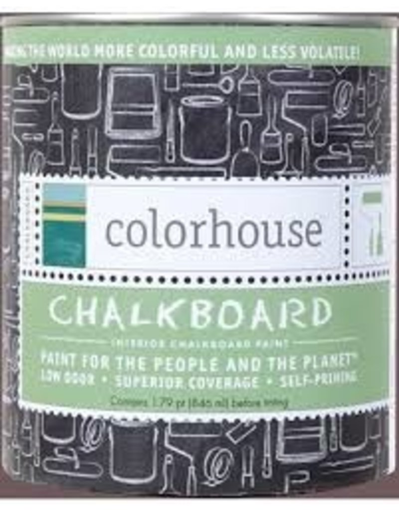 Colorhouse Colorhouse Chalkboard Paint Quart