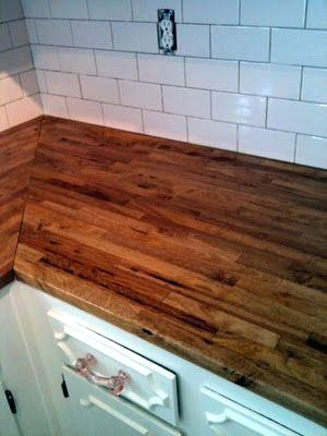 Green S Blog How To Finish Maintain Wood The All Natural
