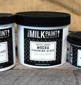 The Real Milk Paint Finishing Glaze