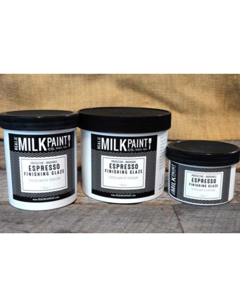 The Real Milk Paint Co Finishing Glaze