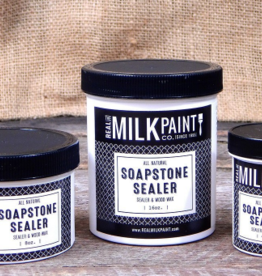 The Real Milk Paint Co. Soapstone Stone & Wood Wax