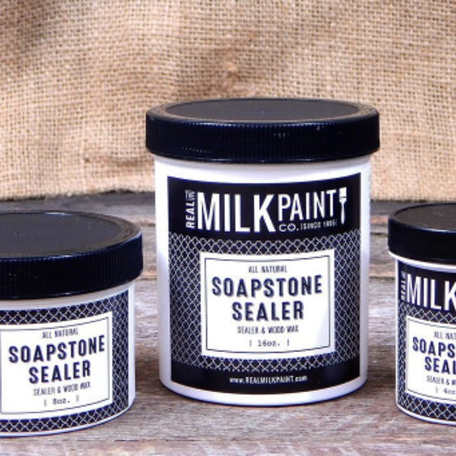 Soapstone Stone & Wood Wax