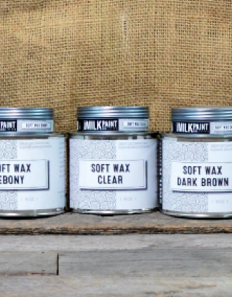 The Real Milk Paint Soft Wax