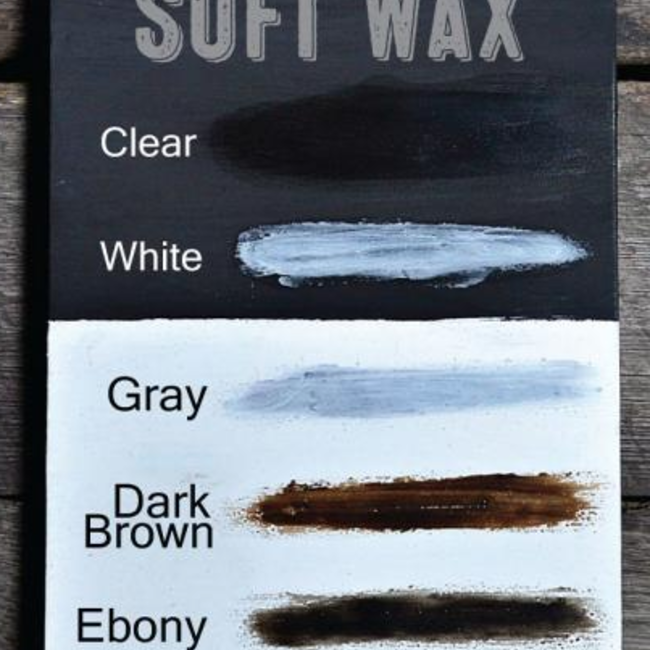Real Milk Paint Soft Wax