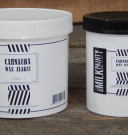 The Real Milk Paint Carnauba Wax Flakes