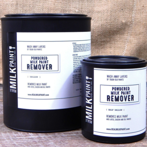 Real Milk Paint Milk Paint Remover