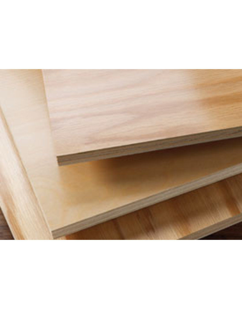 Columbia Forest Products PureBond Plywood Natural Birch