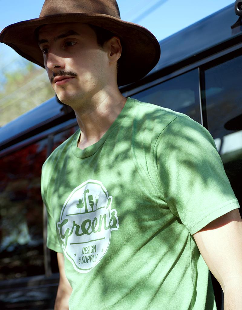 Green's Shirt