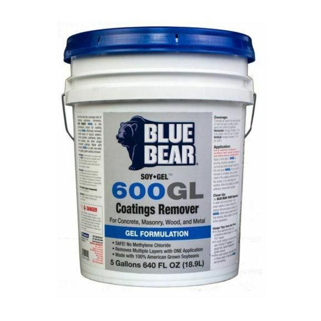 Blue Bear 600GL Coatings Remover
