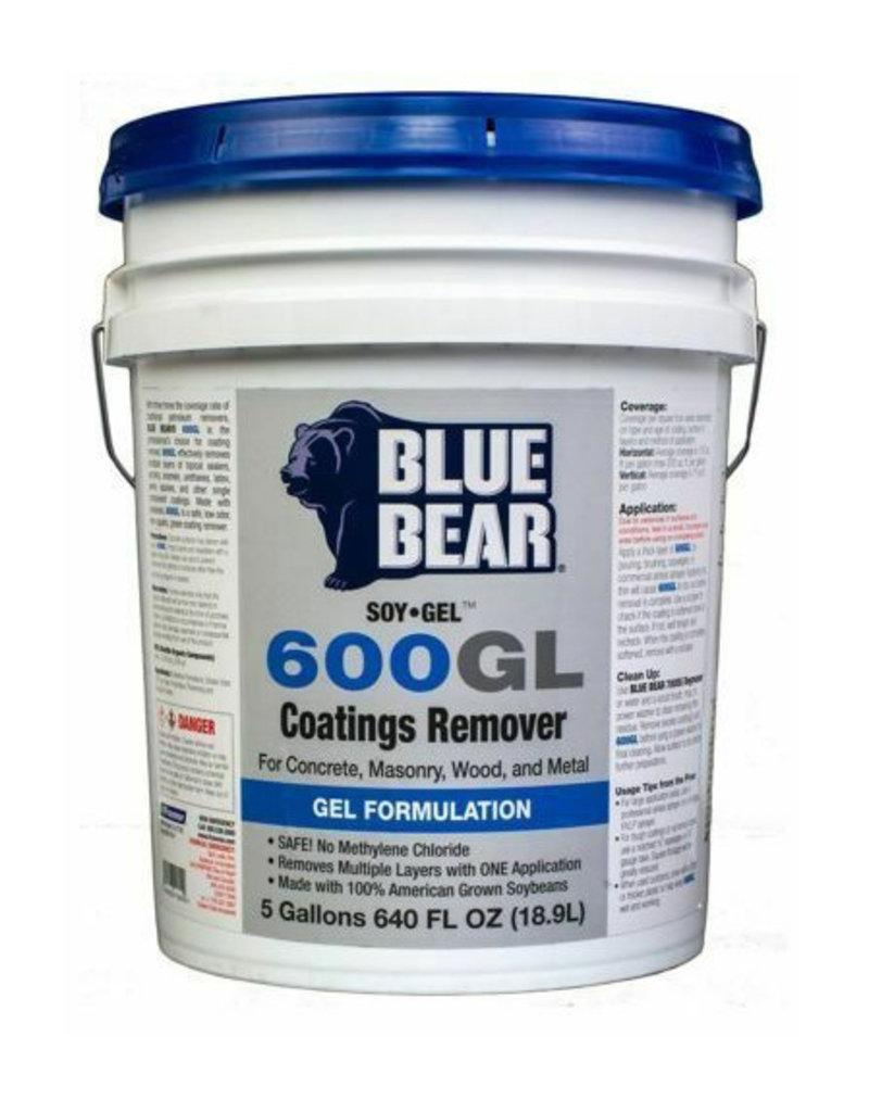 Franmar Blue Bear 600GL Coatings Remover