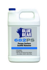 Franmar Blue Bear 682PS Graffiti Remover for Porous Surface
