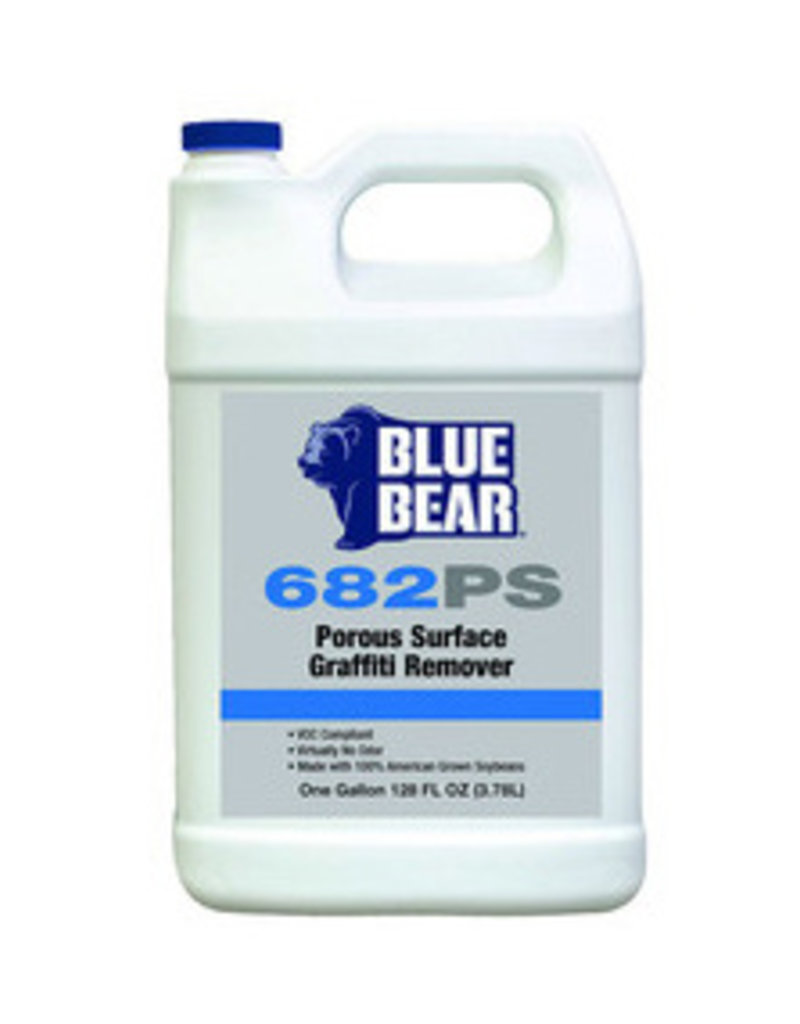 Blue Bear 682PS Graffiti Remover