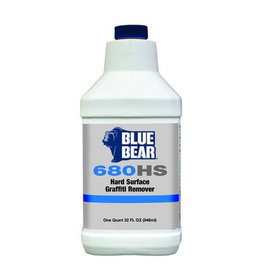 Blue Bear 680HS Graffiti Remover for Hard Surface