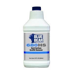 Blue Bear 680HS Graffiti Remover for Hard Surface