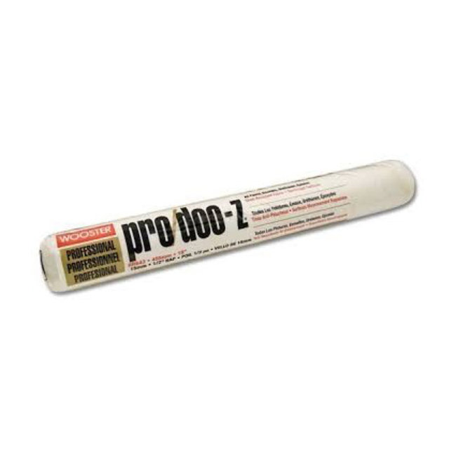 "18"" Pro Doo-Z 1/2"" NAP Roller Cover"