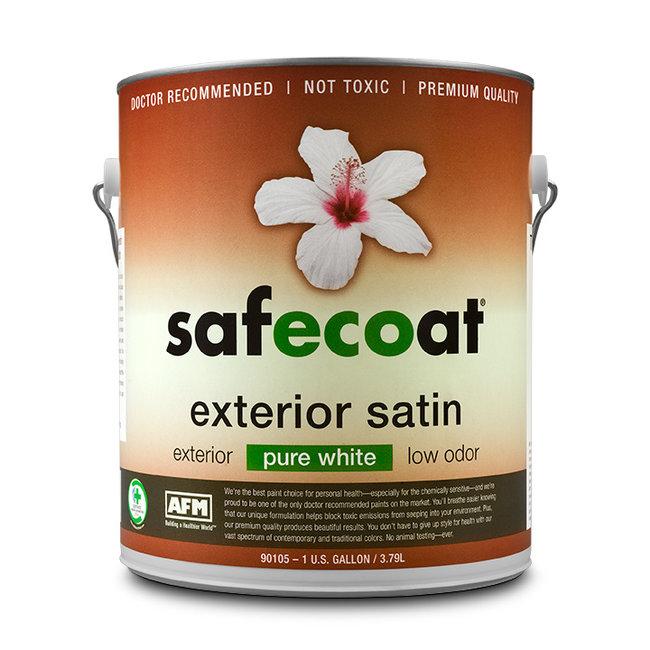Safecoat Exterior Satin Paint